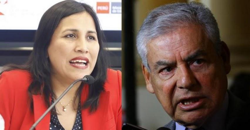 «La justicia está haciendo su trabajo», sostuvo la Ministra de Educación Flor Pablo Medina