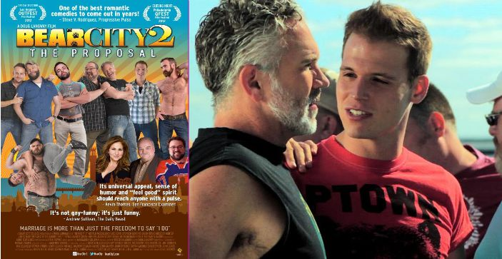Bear City 2, película