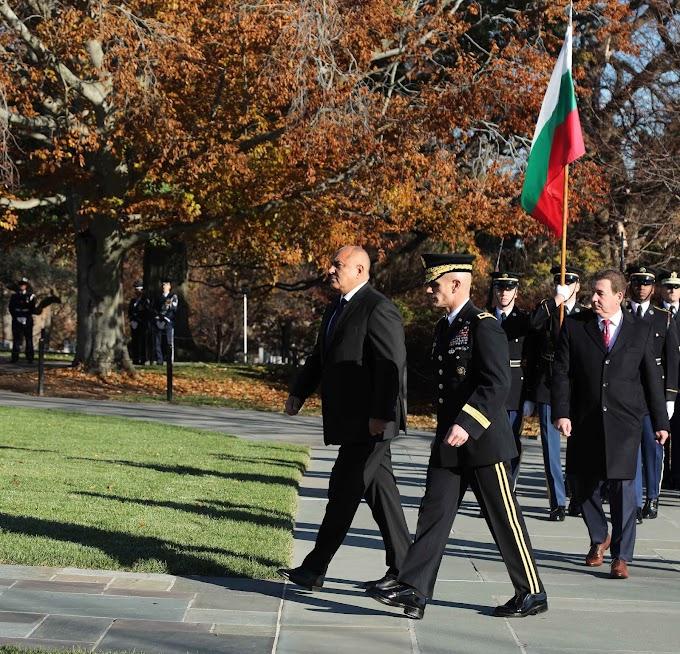 Започна официалната визита на Бойко Борисов в САЩ