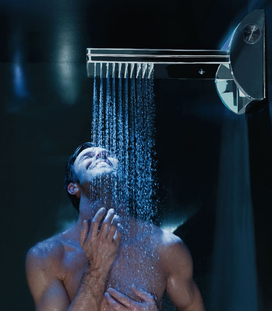Water Saving Jet Spray Mage Shower Process And Benefits