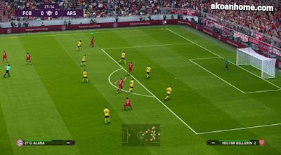 تحميل لعبة بيس 2021 PES للكمبيوتر كاملة برابط مباشر من ميديا فاير