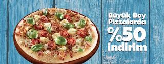pizza hut kampanyaları ve fırsatları 2019