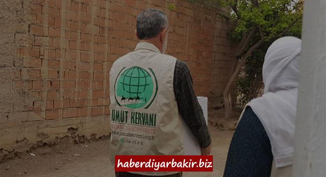 Kerwana Umudê ya Diyarbekirê rapora fealîyetan a meha adarê daxuyand