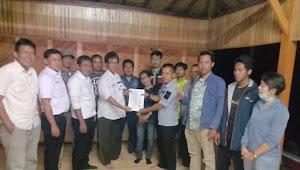 Kunjungan kerja DPW MIO Jabar sekaligus penyerahan formasi struktural PD Sukabumi di laksanakan Di wisata situ Cikubang Bojong galing