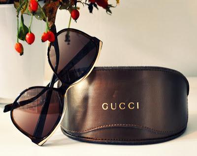 Gucci sunglasses // Gucci Sonnenbrille