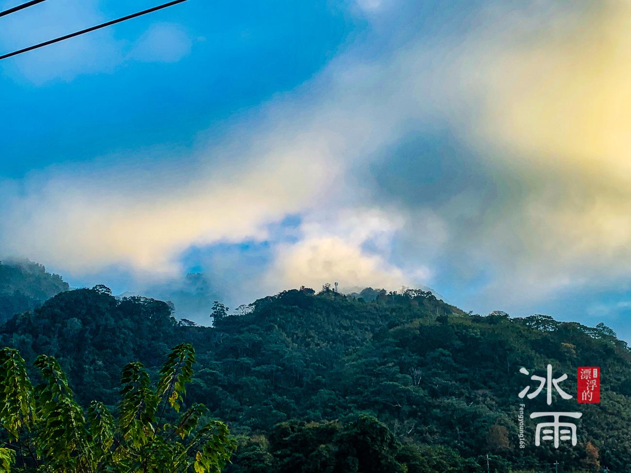獅山古道|獅頭山風景區|路上風景