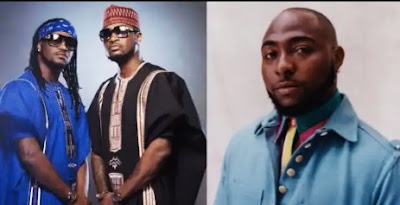 """""""You Don't Have The Right To Insult My Friends"""" – Paul Okoye Blasts Davido"""