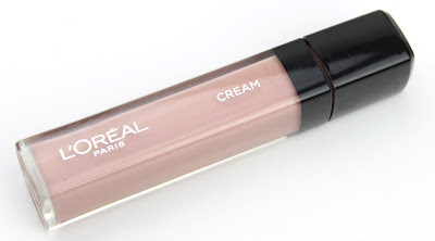 L'Oreal Infallible Long Wear Lip Gloss in 103 Protest Queen review swatch swatches