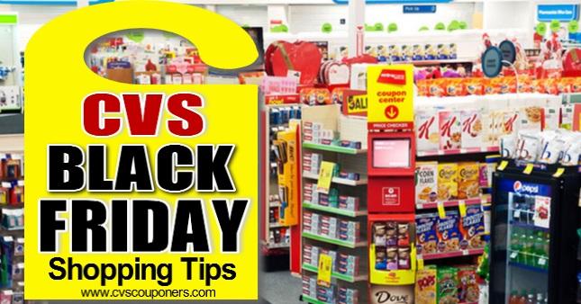 CVS Black Friday Shopping Tips 2021