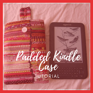 Kindle case padded tutorial