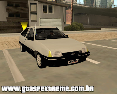 Chevrolet Kadett GS 2.0 para grand theft auto
