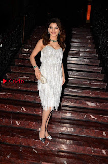 Bollywood Actress Model Urvashi Rautela Stills at Her 23rd Birthday Celebrations In Mumbai  0011.jpg