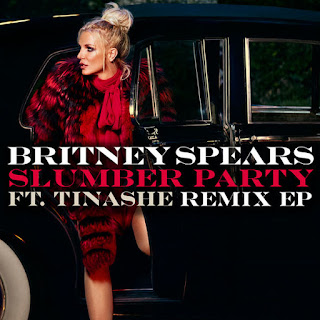 Britney Spears - Slumber Party (feat. Tinashe) [Remixes] (EP) (2016) - Album Download, Itunes Cover, Official Cover, Album CD Cover Art, Tracklist