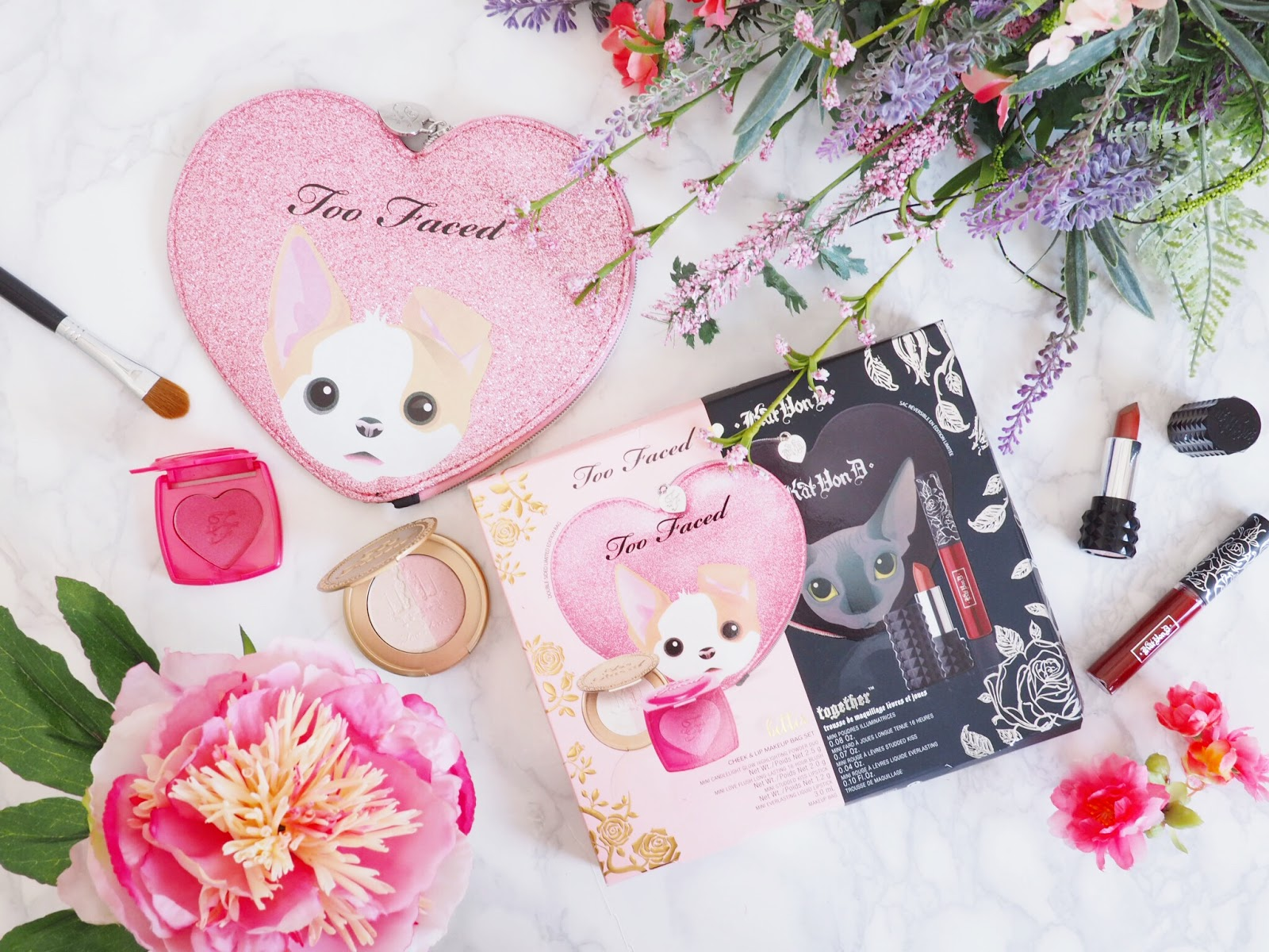 The Kat Von D And Too Faced Better Together Collaboration