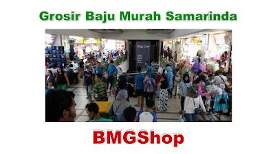 Supplier Baju Murah di Samarinda