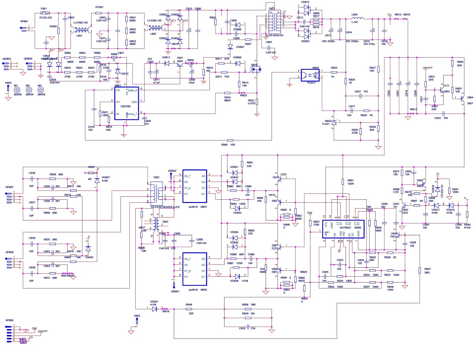 Delta Electronics Computer Power Supply Schematic Diagram Free Switchingpowersupplyblockdiagram Switching Exelent Smps Pinout Gift Wiring Ideas Blogitia Com Circuit