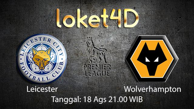 Prediksi Bola Jitu Leicester vs Wolverhampton (English Premier League)