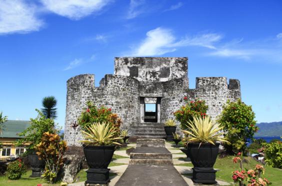 Sejarah Benteng Tolukko di Ternate Maluku Utara