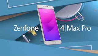 Cara Reset Ulang Asus Zenfone 4 Max Pro ZC554KL Lupa Pola dan Pin