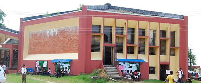 Aspirants to take off posters from Academic buildings or face sanction