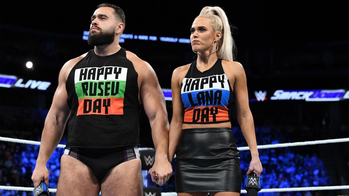 """WWE estaria """"enterrando"""" Lana após ida de Miro para AEW"""