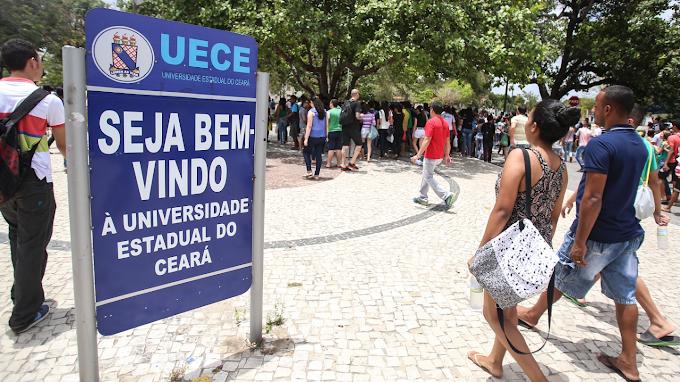 Uece e IFCE suspendem aulas e atividades presenciais em todos os campi do Ceará