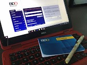Bank the safe way at home with BDO Online Banking