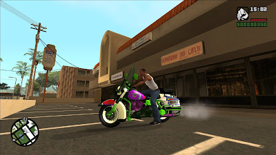 GTA San Andreas Prototype Bikes Pack Latest Version