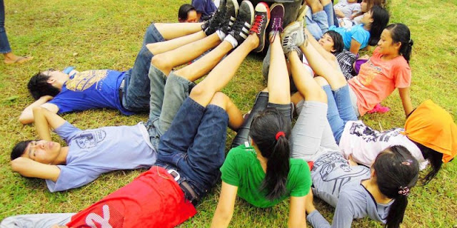 MAKSUD TUJUAN OUTING OUTBOUND GATHERING