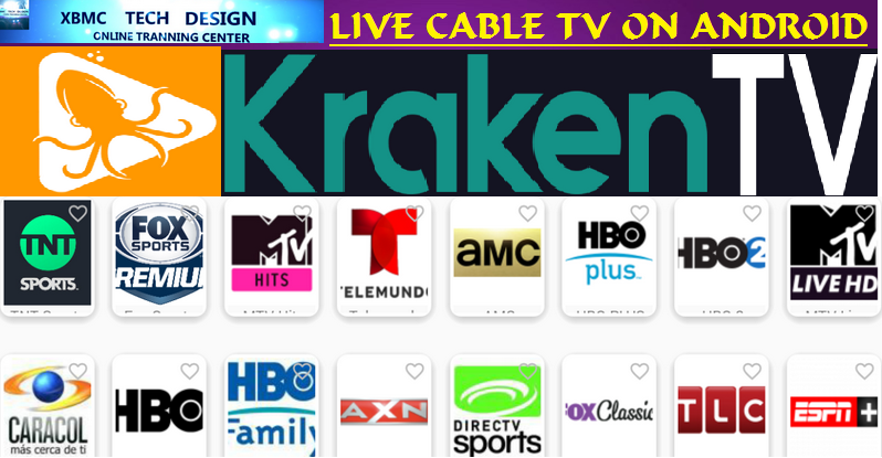 Download KrakenTV IPTV APK- FREE (Live) Channel Stream Update(Pro) IPTV Apk For Android Streaming World Live Tv ,TV Shows,Sports,Movie on Android Quick KrakenTV IPTV APK- FREE (Live) Channel Stream Update(Pro)IPTV Android Apk Watch World Premium Cable Live Channel or TV Shows on Android