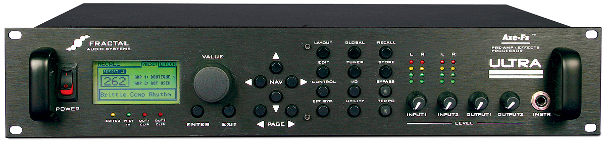 Fractal Audio Axe-FX