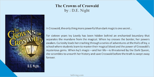crowns of croswald D.E Night