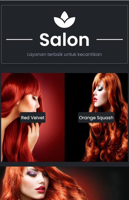 aplikasi android website salon spa klinik kecantikan online