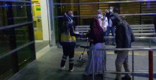 اصابة 9 أشخاص في شجار بين عائلتين في ولاية أديمان التركية (صور)