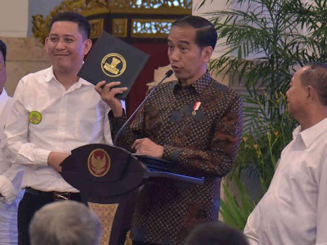 Jokowi Pelajari Usulan Naikkan Harga Beli Gula Petani ke Rp10.500