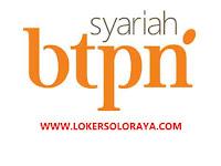 Lowongan Kerja Solo Raya di BTPN Syariah April 2021