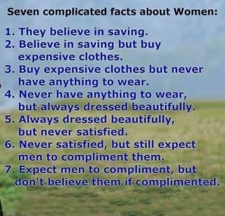 sifat wanita