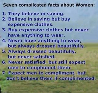 WW | 7 Perkara Bukti Perempuan Makhluk Yang Complicated