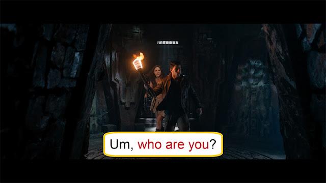 Arti Who Are You
