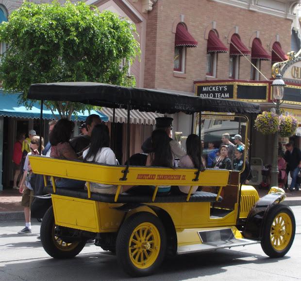 Cruisin Over Sixty Disneyland Spring Break