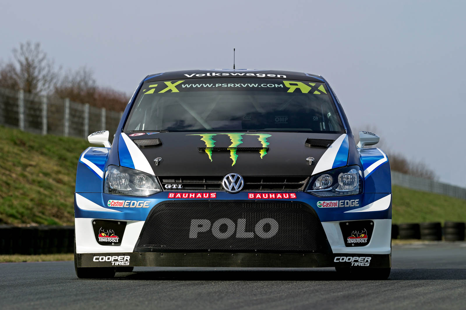 vw polo rally car reborn as petter solberg 39 s new 570 horspower gti rx supercar w video carscoops. Black Bedroom Furniture Sets. Home Design Ideas