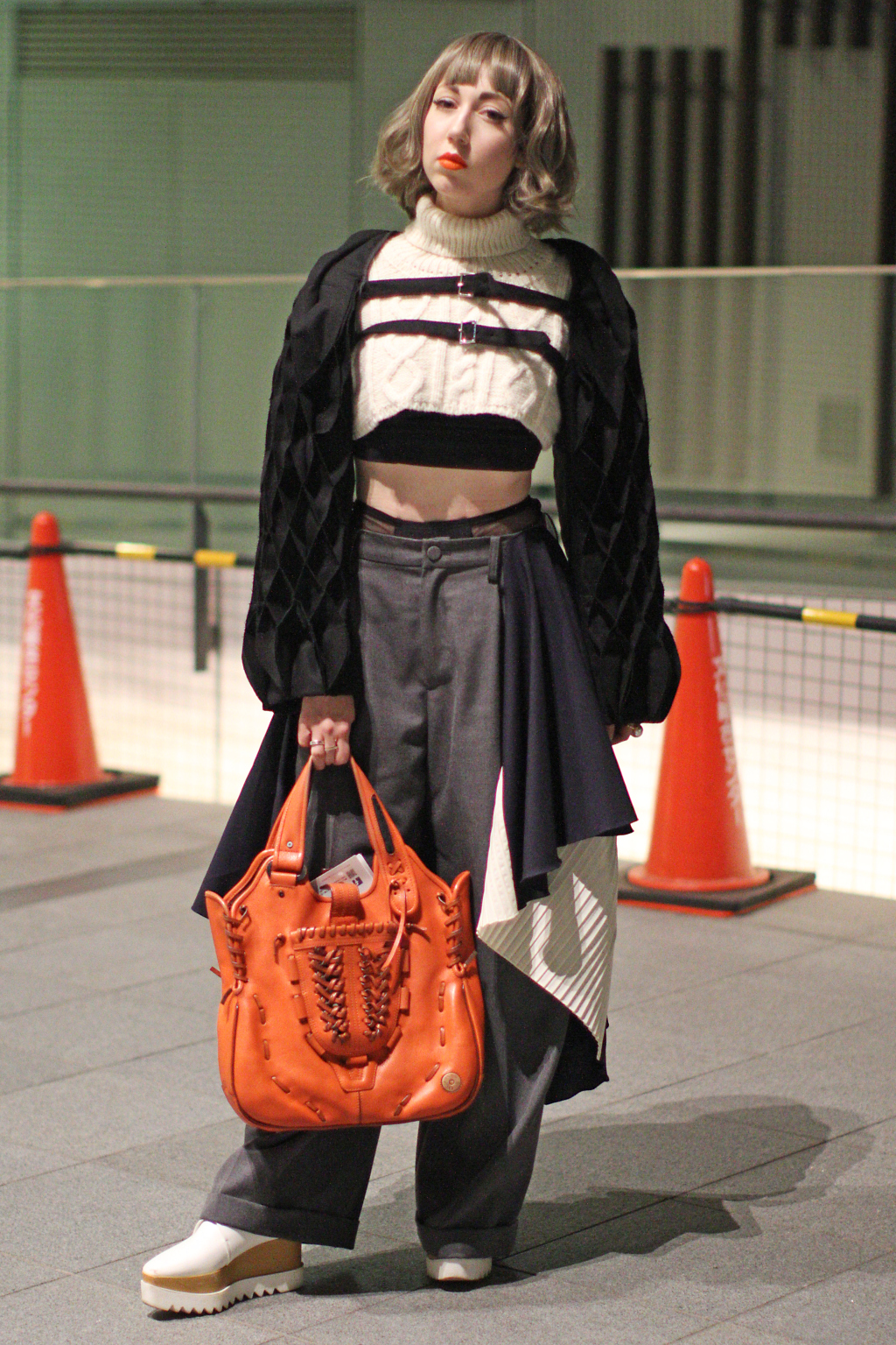 tokyo fashion week, spring 2016, ootd, outfit, blogger