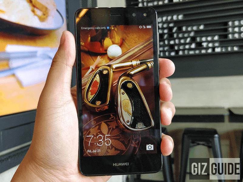 Why Huawei Y5 2017?