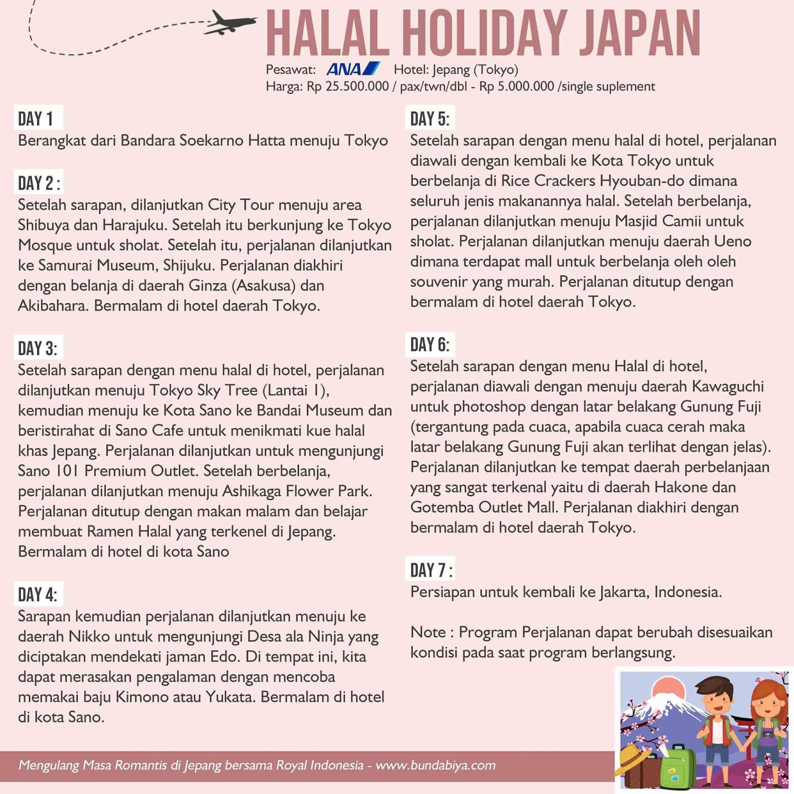 royal indonesia travel, lomba blog royal indonesia, halal tour japan, halal tour tokyo, halal tour hiroshima, review royal indonesia travel, halal tour royal indonesia travel