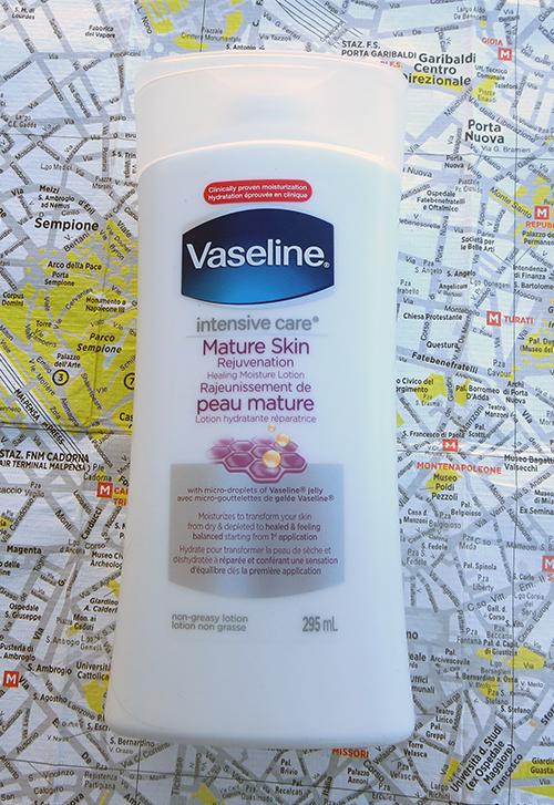 Vaseline Mature Skin Rejuvenation Lotion