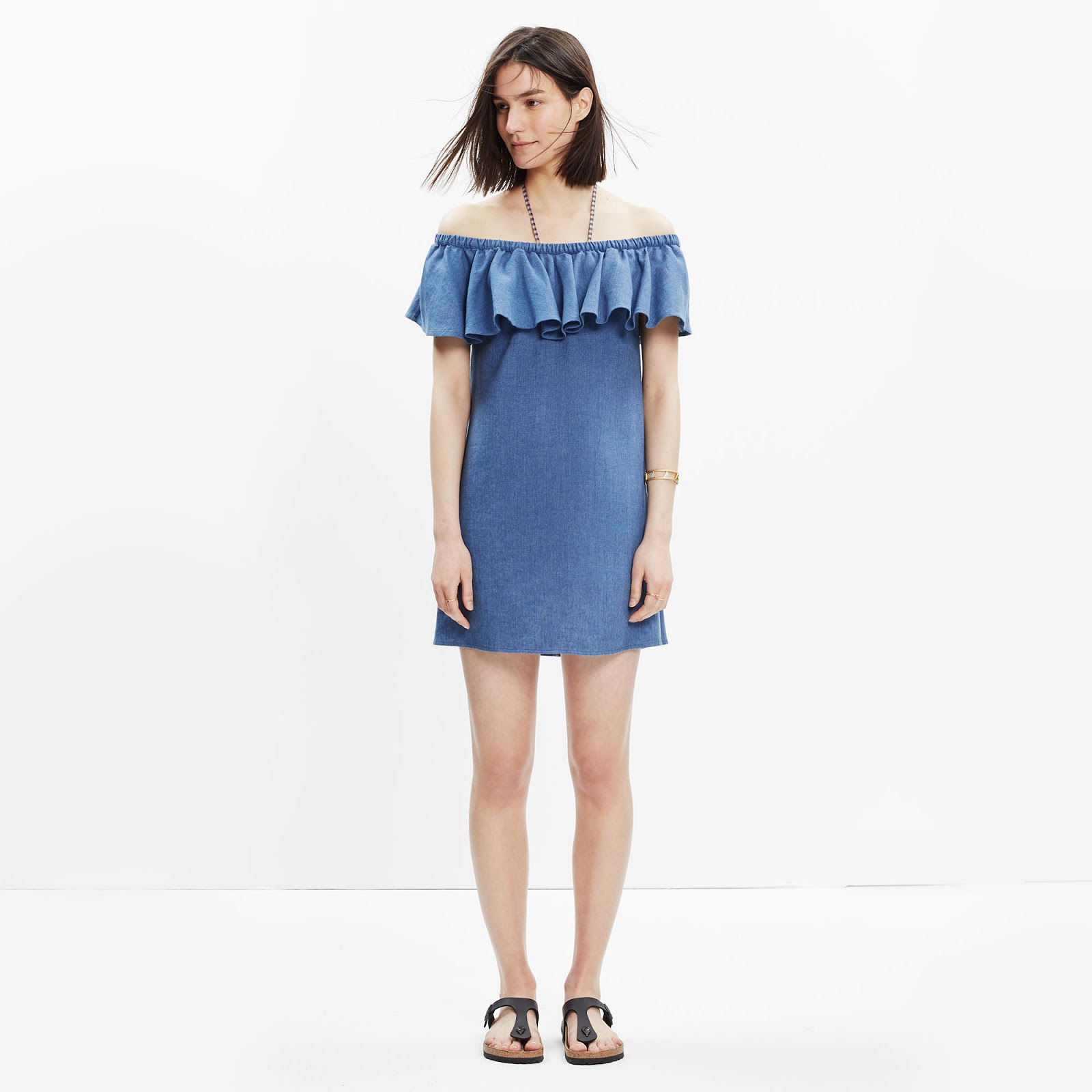 Madewell Rio dress