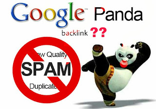Pengaruh backlink terhadap Google panda