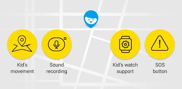 تنزيل Find My Kids  برنامج تعقب هواتف الابناء عن طريق GPS