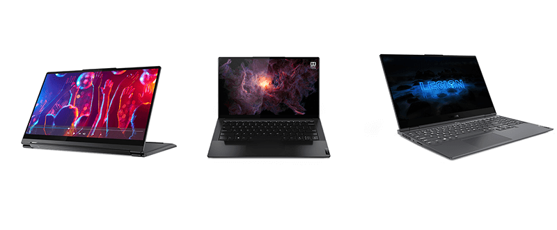 Lenovo announces three new laptops for its Holiday Consumer Lineup
