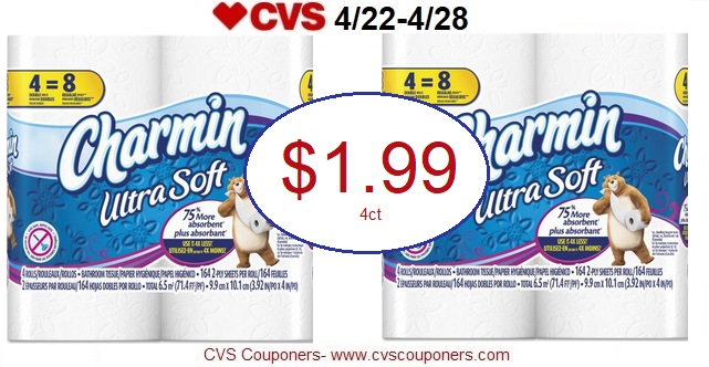 http://www.cvscouponers.com/2018/04/hot-pay-199-for-charmin-ultra-soft.html